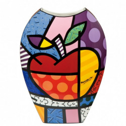 "Vase ""Big Apple"" en..."