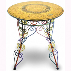 Table d'appoint Gazebo -...