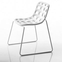"""Chaise empilable """"Chips""""..."""