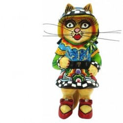 Couple de Chats Little Paul & Little Ella - Tom's Drag (10-9cm)