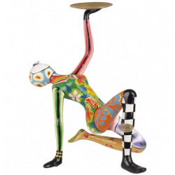 Bougeoir Acrobate Collection Circus - Tom's Drag (23x22cm)