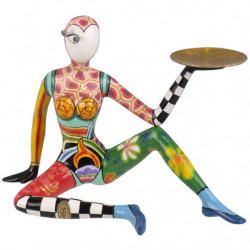 Bougeoir Acrobate Collection Circus - Tom's Drag (25x17cm)