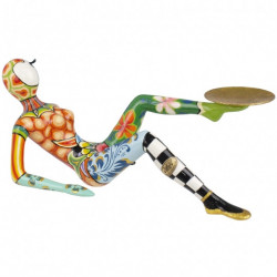 Bougeoir Acrobate Collection Circus - Tom's Drag (long.30cm)