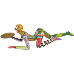 Bougeoir Acrobate Collection Circus - Tom's Drag (long.39cm)