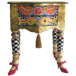 Commode baroque...